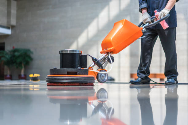 How Can The Best Industrial Cleaning Services Help You Maintain Your Workplace?